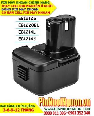 Pin máy khoan 12v Hitachi DS12DVF3 EB1214S - Thay cell pin máy khoan Hitachi DS12DVF3 EB1214S - 12v | Bảo hành 6 tháng - Hàng có sẳn