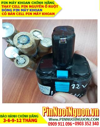 Pin máy khoan Hitachi EB1214S, EB1220HL, EB1220HS, EB1220RS, EB1222HL, EB1226HL, EB1230HL, EB1230R, EB1230X, EB1233X EB1230R