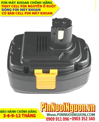 Pin máy khoan Panasonic 18V-3300mAh, thay cells pin/ hàng có sẳn - bảo hành 06 tháng