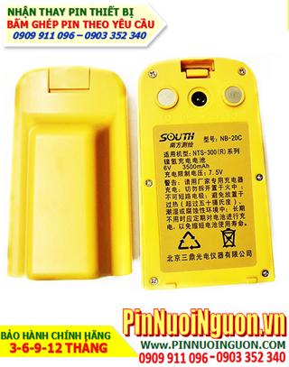 Pin máy trắc địa SOUTH NB-20A, Thay Cells Pin máy trắc địa SOUTH NB-20A | hàng có sẳn-Bảo hành 06 tháng