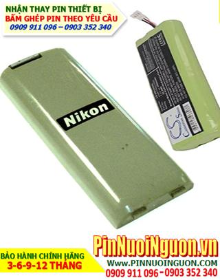 Pin máy trắc địa Nikon BC-60, Thay Pin máy trắc địa Nikon BC-60 | hàng có sẳn-Bảo hành 06 tháng