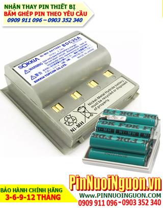 Pin máy trắc địa Sokkia BDC-35, Thay Cells Pin máy trắc địa Sokkia BDC-35 | hàng có sẳn-Bảo hành 06 tháng