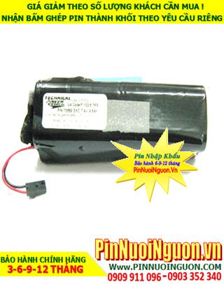Pin sạc Lithium 7.4v-9600mAh; Pin sạc khối Lithium Li-ion 7.4v-18650-9600mAh chính hãng| CÒN HÀNG