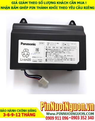 Pin Panasonic 14.4v-3900mAh: Pin sạc 14.4v-3900mAh; Thay pin lithium li-ion Panasonic 14.4v-3900mAh| CÒN HÀNG