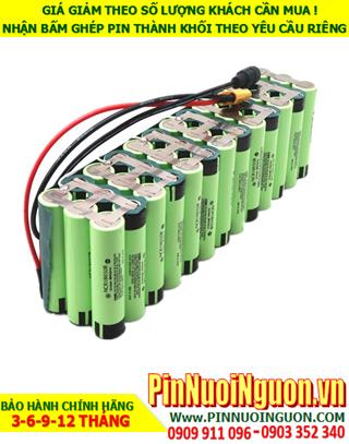 Pin sạc 48v 10.2AH 1000W; Pin sạc Lithium 48v 10.2AH 1000W _Thay pin sạc Lithium 48v 10.2AH 1000W