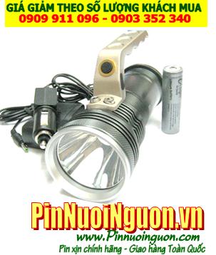 Đèn pin Pha siêu sáng quai cầm tay Mickey TD-25 bóng CRE LED XML-T6 với 850Lumens chiếu xa 1500m | hàng có sẳn