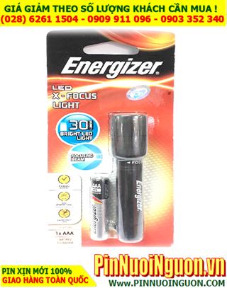 Đèn pin siêu sáng Energizer XFH12 Led X-Focus Light | Bảo hành 6 tháng - HÀNG CÓ SẲN