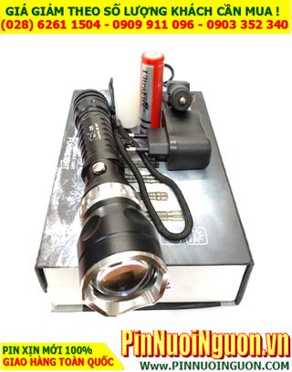 Đèn pin siêu sáng XB-667  bóng CREELED chiếu xa khoảng 200m | |HÀNG CÓ SẲN