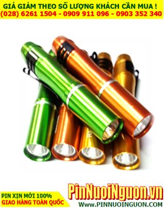 Đèn pin bút kẹp áo siêu sáng Police 001 bóng LED | HÀNG CÓ SẲN