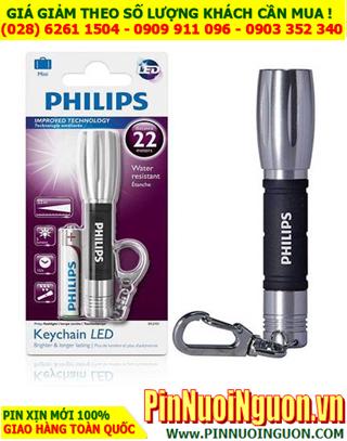 Đèn pin móc khóa siêu sáng Philips SFL2101 bóng LED chính hãng | BẢO HÀNH 6 THÁNG  - HÀNG CÓ SẲN