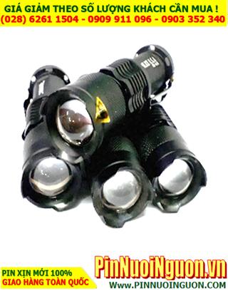 Đèn pin Police A12, bóng LED, có Nẹp kẹp áo,...chính hãng Made in Thailand| ĐANG CÒN HÀNG