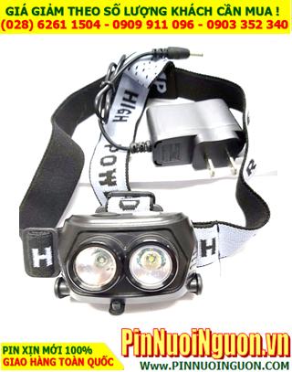 Đèn pin đội đầu siêu sáng SHENHANG SH-009 với 02 bóng CREELED siêu sáng| CÒN HÀNG