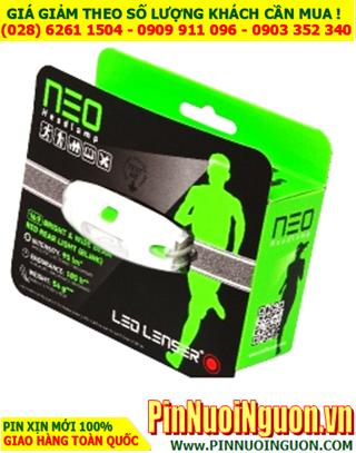 Đèn pin đội đầu siêu sáng LED LENSER NEO HEADLAMPS GREEN chính hãng | có sẳn hàng
