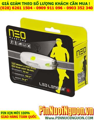 Đèn pin đội đầu siêu sáng LED LENSER NEO HEADLAMPS YELLOW chính hãng| có sẳn hàng