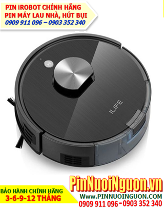 Pin iLife Robot _Pin sạc máy hút bụi lau nhà iLife Robot _THAY PIN các loại iRobot hãng ILIFE