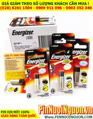 COMBO 1HỘP 10vỉ Pin Energizer A23; Pin 12v Alkaline Energizer A23 Pin Remote _Giá chỉ 190.000/HỘP 10 vỉ