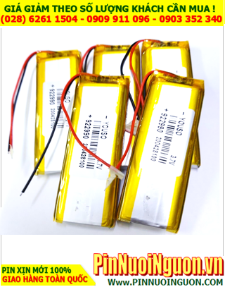 Pin sạc 3.7v  _Pin Li-polymer 922990 _Pin sạc Lipolymer 3.7v 922990 | CÒN HÀNG