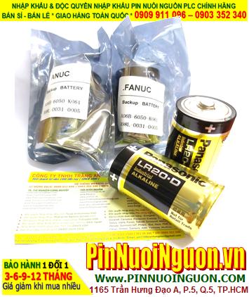 Fanuc A06B-6050-K061 _Pin nuôi nguồn Fanuc A06B-6050-K061 chính hãng