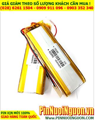 Pin sạc 3.7v Li-polymer 922992 (9.2mmx29mmx92mm) với 1800mAh có mạch sẳn| TẠM HẾT HÀNG