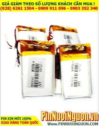 Pin sạc 3.7v Li-polymer 502236 (5.0mmx22mmx36mm) với 350mAh có mạch sẳn| TẠM HẾT HÀNG