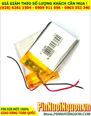 Pin sạc 3,7V Lithium Li-Polymer 402025 - 150mAh (4.0mmx20mmx25mm) có mạch sẳn| ĐANG CÒN HÀNG