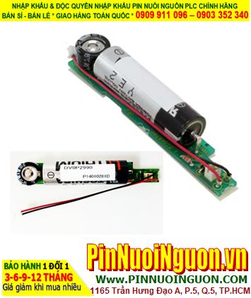 Panasonic DV0P2990; Pin nuôi nguồn PLC Panasonic DV0P2990 Battery for Absolute Encoder _Japan