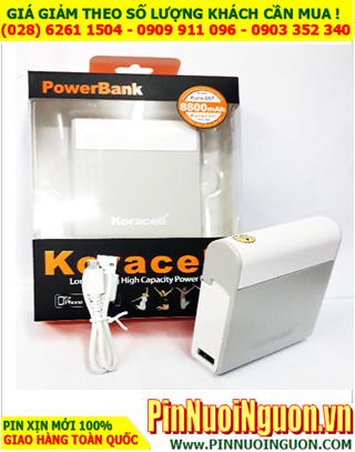 Pin sạc dự phòng KOracell KORA-007 với 8800mAh chính hãng Koracell | Bảo hành 1 năm-Có sẳn hàng