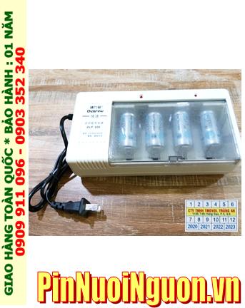 Delipow DLP-808 _Bộ sạc pin DLP-808 kèm 4 pin sạc C Ansman C2500mAh 1.2v