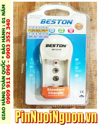 Beston BST-C814; Máy sạc pin Beston BST-C814 _02 khe sạc _Sạc 1-2 pin AA-AAA các hãng