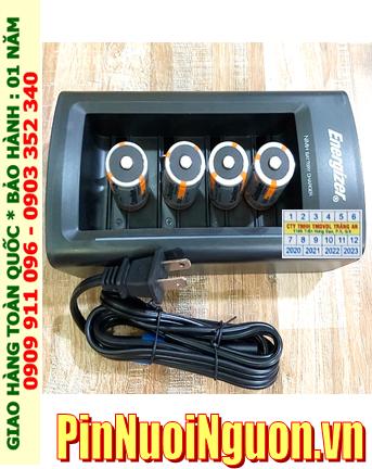 Energizer CHFC3; Bộ sạc pin Energizer CHFC3 kèm 4 pin sạc Camelion NH-C3500BP2 (C3500mAh 1.2v)