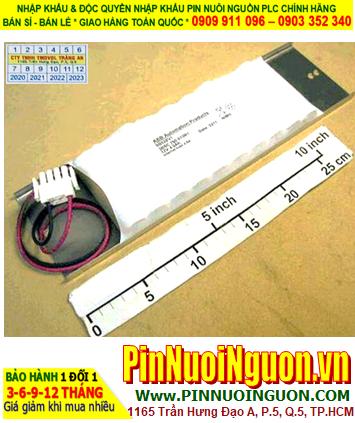 Pin ABB SB522K01; Pin sạc NiMH 12v 4000mAh nuôi nguồn PLC ABB SB522K01 chính hãng