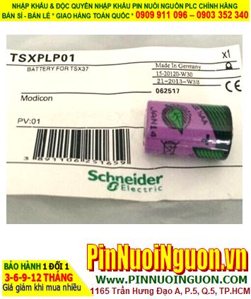 Schneider TSX37; Pin nuôi nguồn PLC Schneider TSX37 lithium 3.6v 1/2AA 1200mAh _Israel