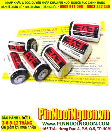 Pin EVE ER14250 _Pin nuôi nguồn TIMER EVE ER14250 lithium 3.6v 1/2AA 1200mAh chính hãng