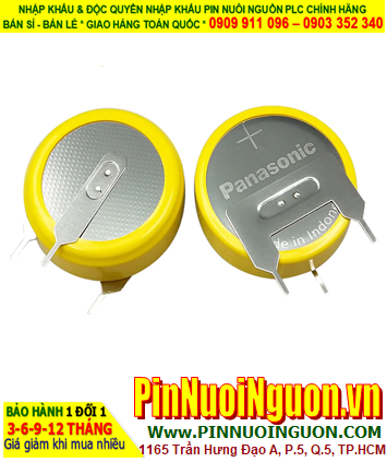 Pin CR2477 _Pin nuôi nguồn PLC Keyence lithium 3V CR2477 lithium 3.0v  1000mAh _Made in Indonesia