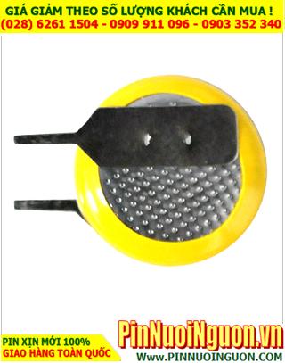 Pin CMOS CR1616; Pin CMOS 3v lithium CR1616  _chân thép như hình