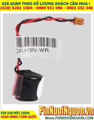 CMOS CR1/3N ; Pin CMOS-CR1/3N (AT&T, GLOBALIST, NEC)  lithium 3.0v
