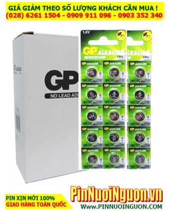 COMBO 1HỘP 200viên Pin GP 189,LR1130,AG10 _Giá chỉ 839.000/200viên