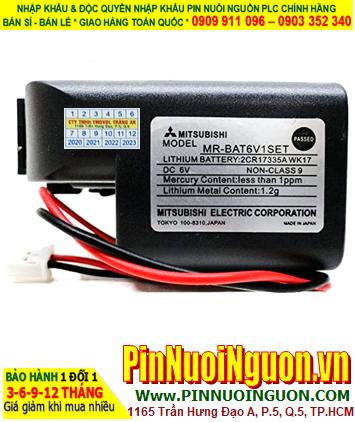 Mitsubishi SC-B6TW3304 _Pin nuôi nguồn PLC Mitsubishi SC-B6TW3304 _Made in Japan