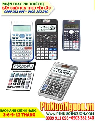 Pin máy tính FX-991ES, FX-991ES plus