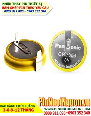 Panasonic CR2354; Pin nồi cơm nhật CR2354 Lithium 3.0v (chân thép) _Made in Indonesia