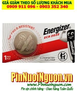 Pin máy đo huyết áp _Pin máy đo tiểu đường _Pin nhiệt kế Energizer CR2032 lithium 3.0v