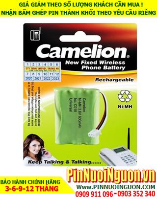 Camelion C018; Pin điện thoại bàn không dây Camelion C018 (NiMh 3.6v AAA600mAh)
