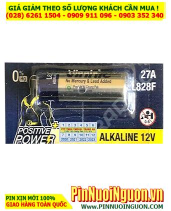 Pin 12V _Pin A27 _Pin Vinnic A27; Pin 12v Alkaline Energizer A23 Pin Remote | TẠM HẾT HÀNG