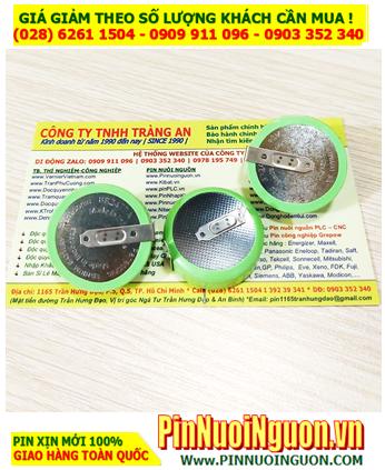 Panasonic BR2477; Pin CMOS lithium 3.0v Panasonic BR2477 chính hãng (CHÂN THÉP)