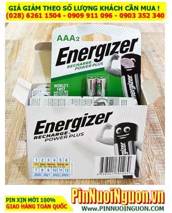 COMBO 1 HỘP 6vỉ Pin sạc AAA 1.2v Energizer NH12ERP2 AAA800mAh _Giá chỉ 912.000đ/ HỘP 12viên