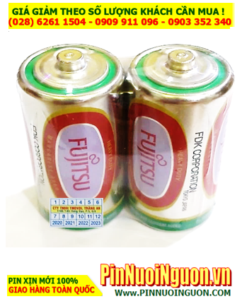 Fujitsu R14N _ MN2200SP2; Pin trung C 1.5v Heavy Duty Fujitsu R14N _ MN2200SP2  _Made in Indonesia
